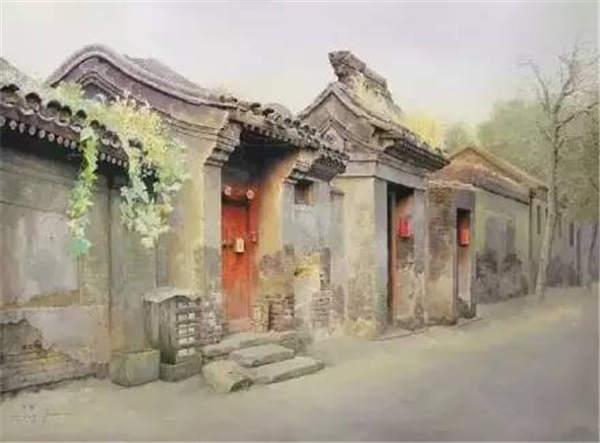 北京美术高考:水彩风景的作画基本方法