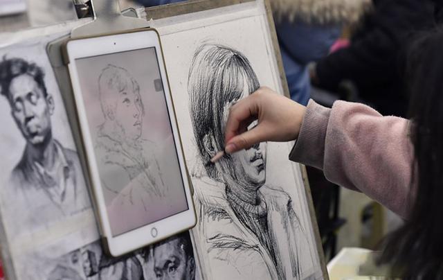 北京美术高考画室分享