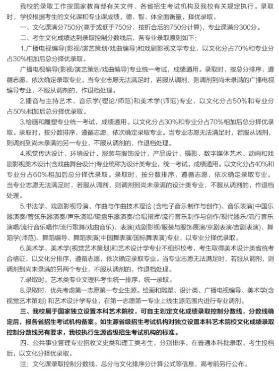 2020年各大艺术学院,北京画室,北京美术培训,19