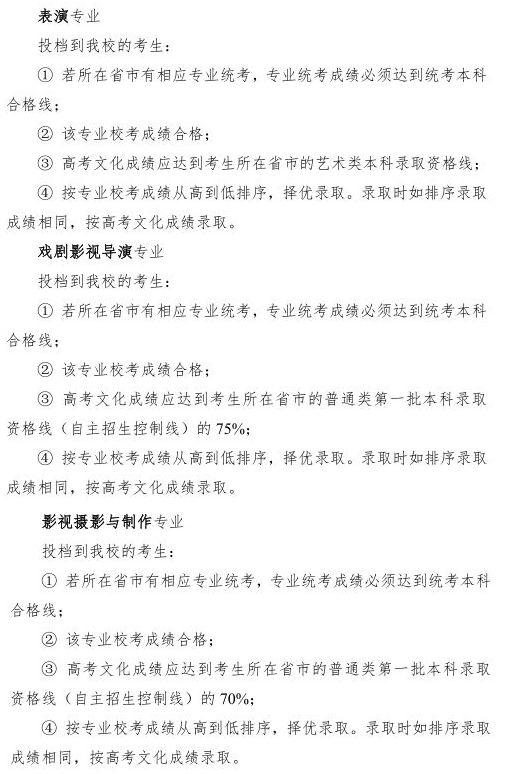 2020年各大艺术学院,北京画室,北京美术培训,45