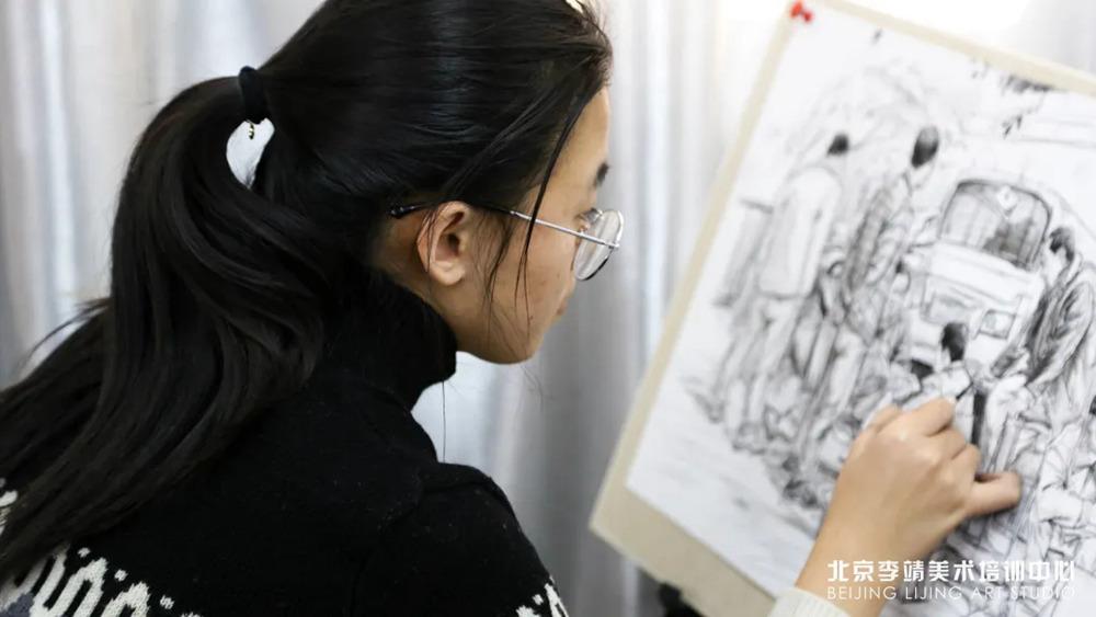 北京美术培训班最强王者—山东清华状元江沣原,11