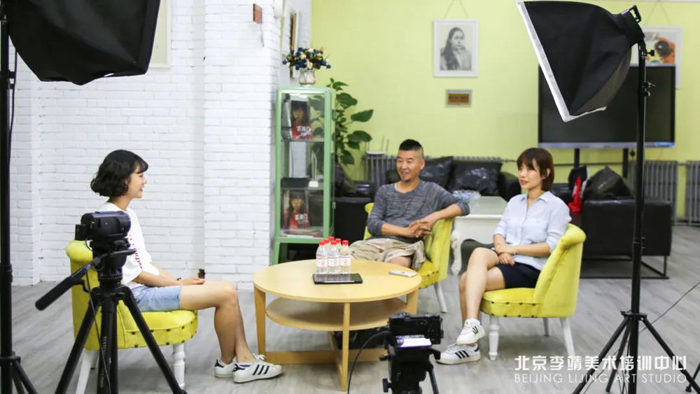 北京画室优秀学生